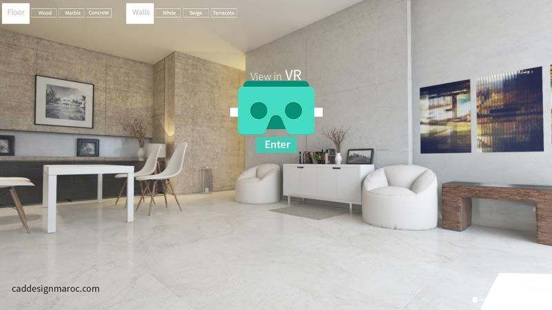 apartement virtual reality
