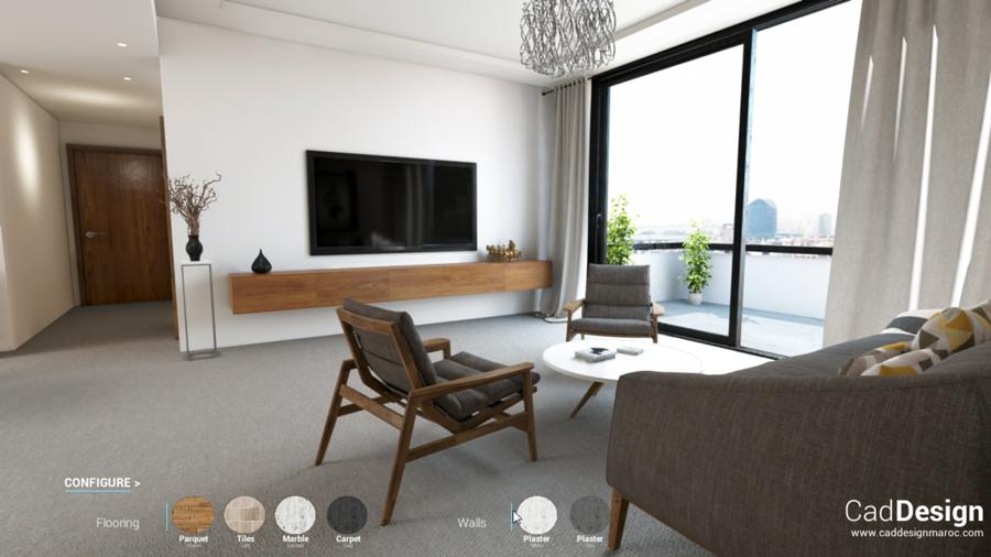 virtual reality apartment marrakech